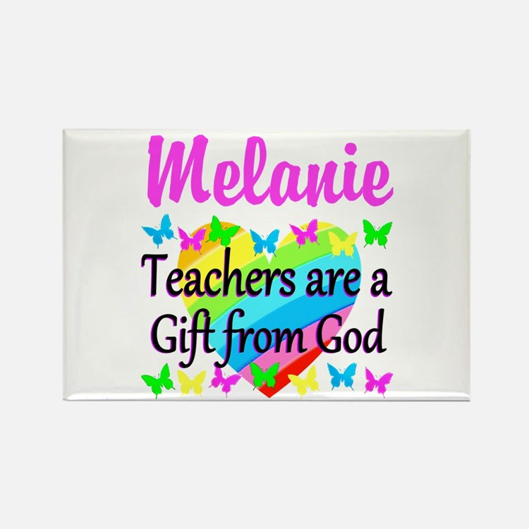 TEACHER PRAYER Rectangle Magnet