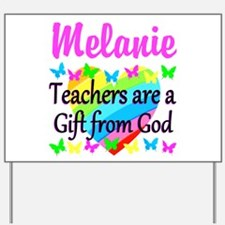 TEACHER PRAYER Yard Sign