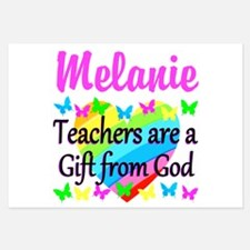 TEACHER PRAYER Invitations