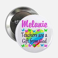 """TEACHER PRAYER 2.25"""" Button"""