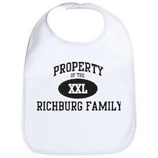 Property of Richburg Family Bib