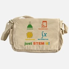 Cute Information professional Messenger Bag