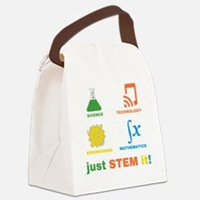 Cute Information professional Canvas Lunch Bag