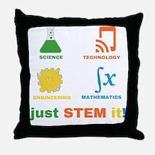 Unique Information professional Throw Pillow