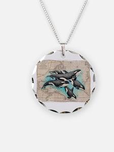 Cool North sea Necklace