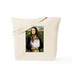 Mona's Sable Sheltie Tote Bag