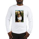 Mona's Sable Sheltie Long Sleeve T-Shirt