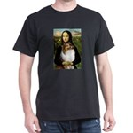 Mona's Sable Sheltie Dark T-Shirt