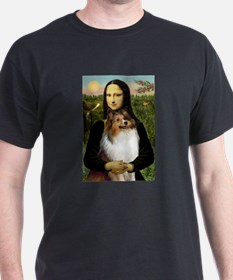 Mona's Sable Sheltie T-Shirt