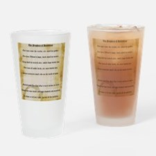 Cute Agar Drinking Glass