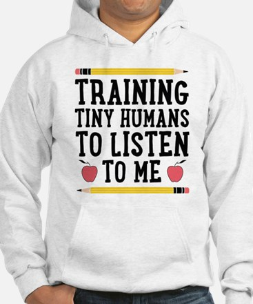 Training Tiny Humans Jumper Hoody
