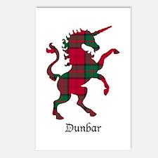 Unicorn - Dunbar Postcards (Package of 8)
