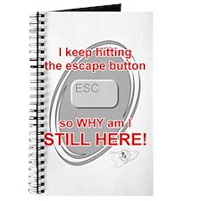 Escape Button Journal