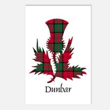 Thistle - Dunbar Postcards (Package of 8)