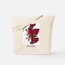 Map - Dunbar Tote Bag
