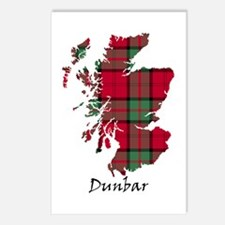 Map - Dunbar Postcards (Package of 8)