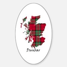 Map - Dunbar Decal