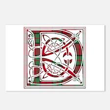 Monogram - Dunbar Postcards (Package of 8)