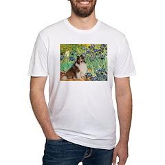 Irises / Sheltie Shirt