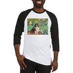 Irises / Sheltie Baseball Jersey