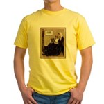 Whistler's / Sheltie Yellow T-Shirt