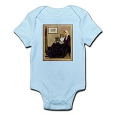 Whistler's / Sheltie Infant Bodysuit