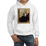 Whistler's / Sheltie Hooded Sweatshirt