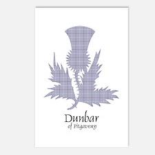 Thistle - Dunbar of Pitgaveny Postcards (Package o