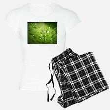 Leaf w Dew Pajamas