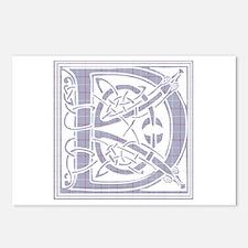 Monogram - Dunbar of Pitgaveny Postcards (Package