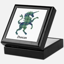 Unicorn - Duncan Keepsake Box