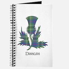 Thistle - Duncan Journal