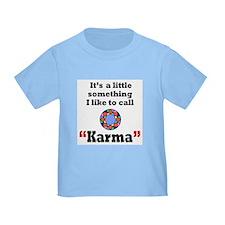 It's something I call Karma T