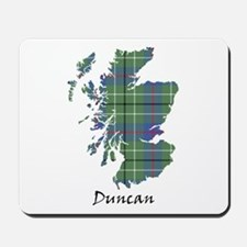 Map - Duncan Mousepad
