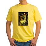 Ophelia / Silky T Yellow T-Shirt