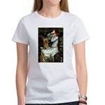 Ophelia / Silky T Women's T-Shirt