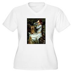 Ophelia / Silky T T-Shirt