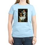 Ophelia / Silky T Women's Light T-Shirt