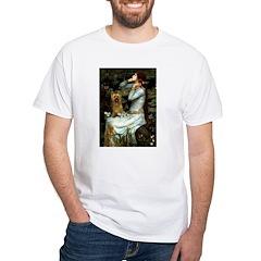 Ophelia / Silky T Shirt