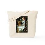 Ophelia / Silky T Tote Bag