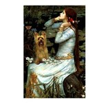 Ophelia / Silky T Postcards (Package of 8)