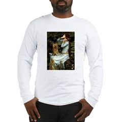 Ophelia / Silky T Long Sleeve T-Shirt
