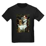 Ophelia / Silky T Kids Dark T-Shirt