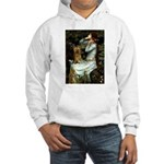 Ophelia / Silky T Hooded Sweatshirt