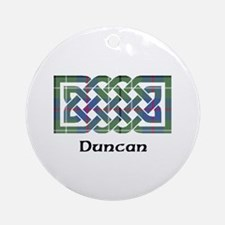 Knot - Duncan Ornament (Round)