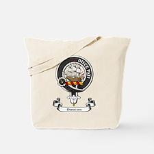 Badge - Duncan Tote Bag