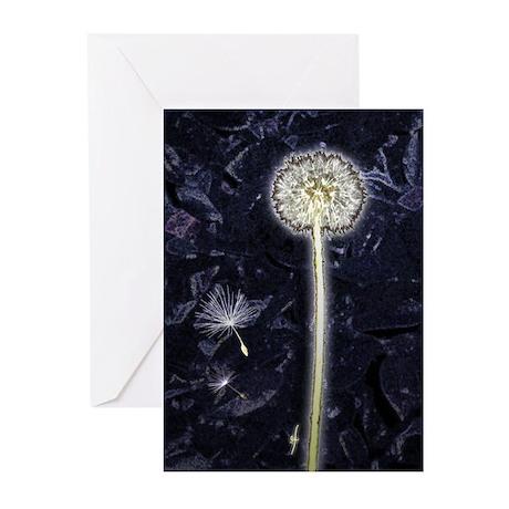 Dandelion Puff Greeting Cards (Pk of 20)