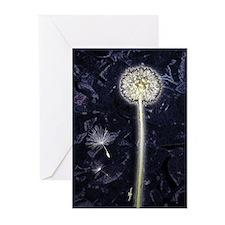 Dandelion Puff Greeting Cards (Pk of 10)