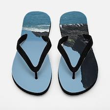 Northern California Beach Flip Flops