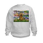 Lilies / Silky T Kids Sweatshirt